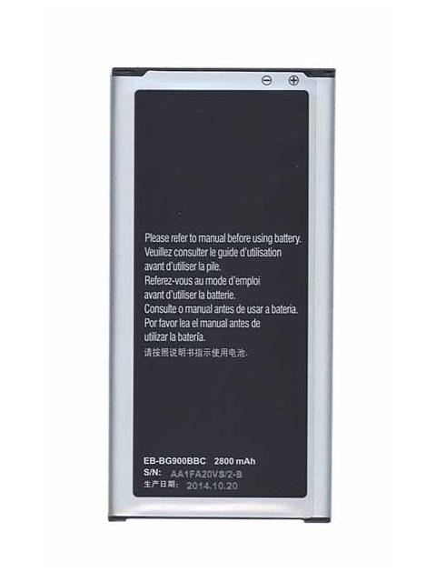 Аккумулятор Vbparts (схожий с EB-BG900BBE) для Samsung Galaxy S5 10.78Wh 010210
