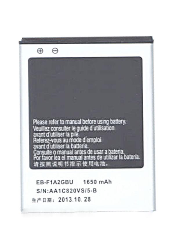 Фото - Аккумулятор Vbparts (схожий с EB-F1A2GBU) для Samsung Galaxy S2 I9100 3.7V 6.11Wh 008634 аккумулятор vbparts схожий с eb ba530abe для samsung galaxy a8 2018 3000mah 062310