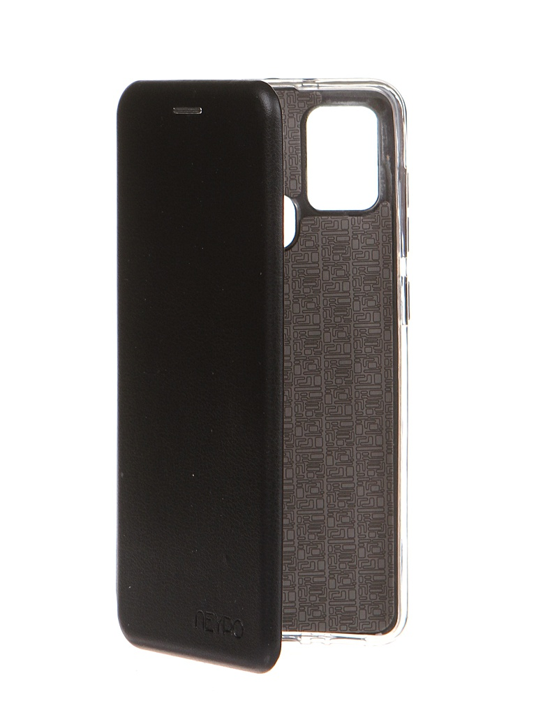 Чехол Neypo для Samsung Galaxy A21s 2020 Premium Black NSB17771