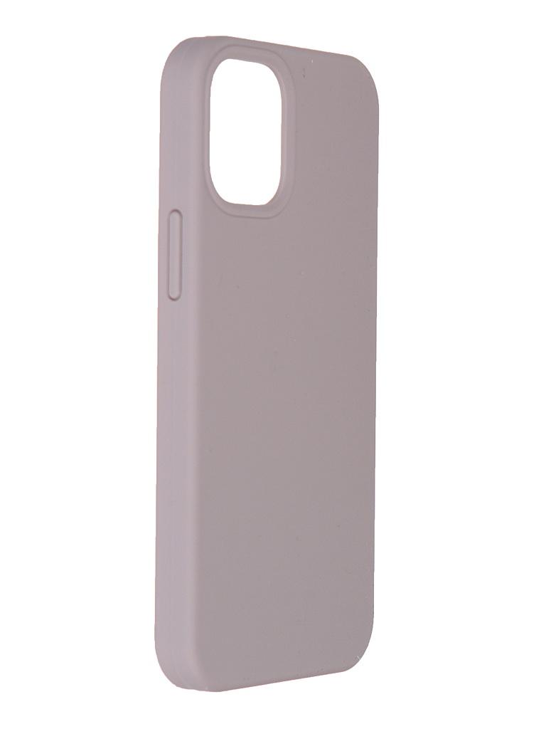 Чехол Neypo для APPLE iPhone 12 mini Hard Case Grey NHC21095