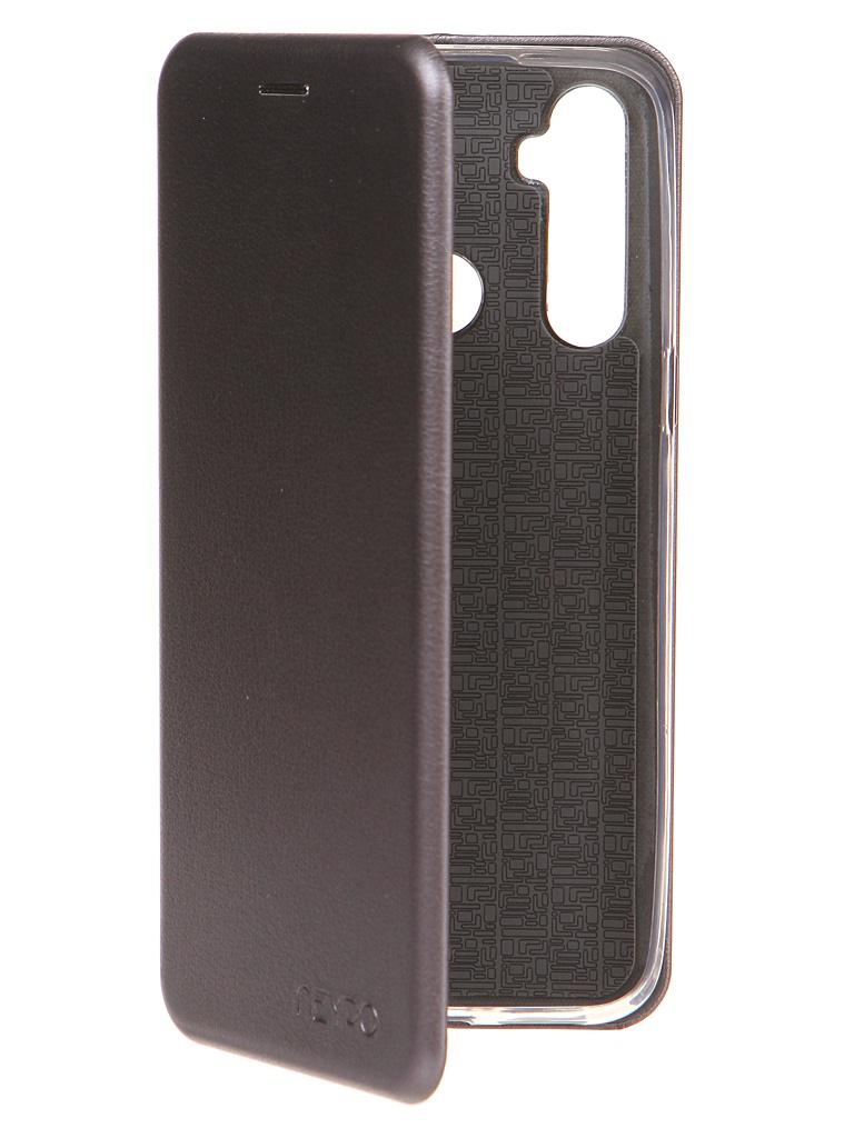 Чехол Neypo для Realme C3/ 5/ 6i Premium Silver NSB19444