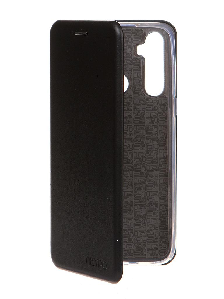 Чехол Neypo для Realme C3/ 5/ 6i Black NSB19442