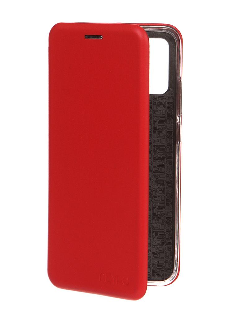 Чехол Neypo для Samsung Galaxy A02s 2021 Premium Red NSB20808