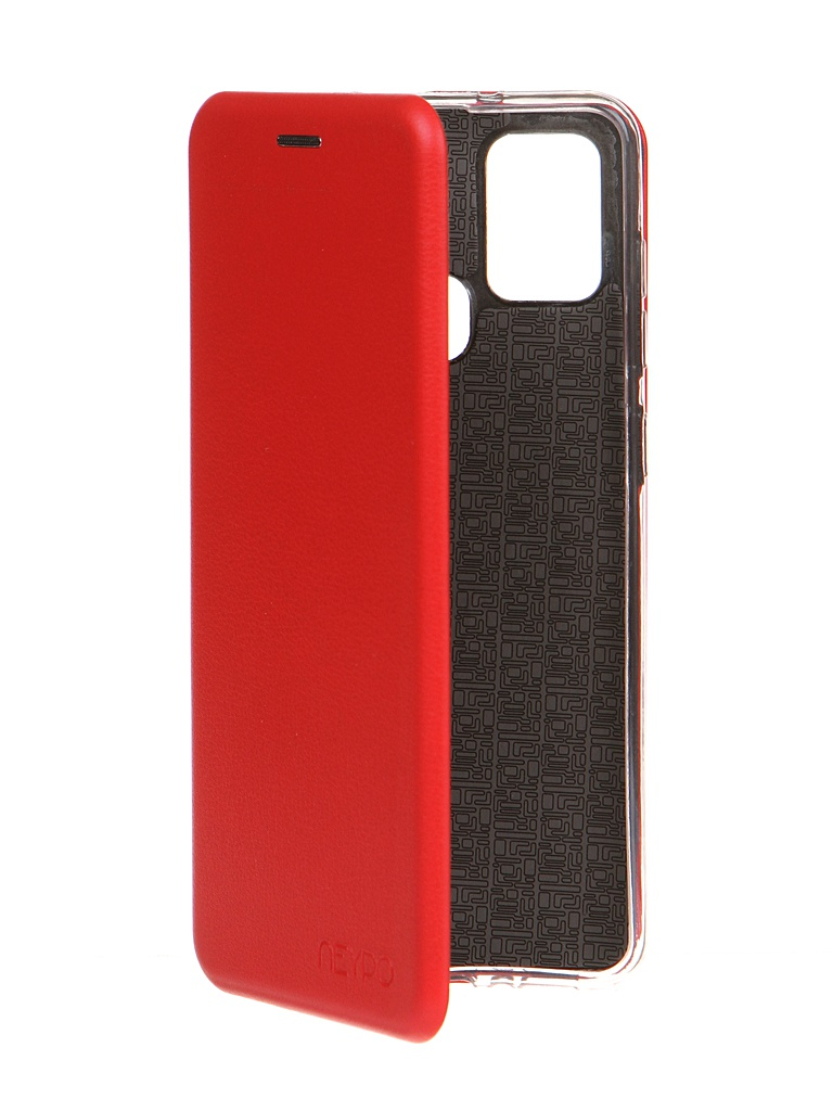 Чехол Neypo для Samsung Galaxy A21s 2020 Premium Red NSB17767