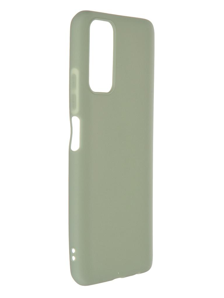 Чехол Neypo для Honor 10X Lite Soft Matte Silicone Olive NST20868