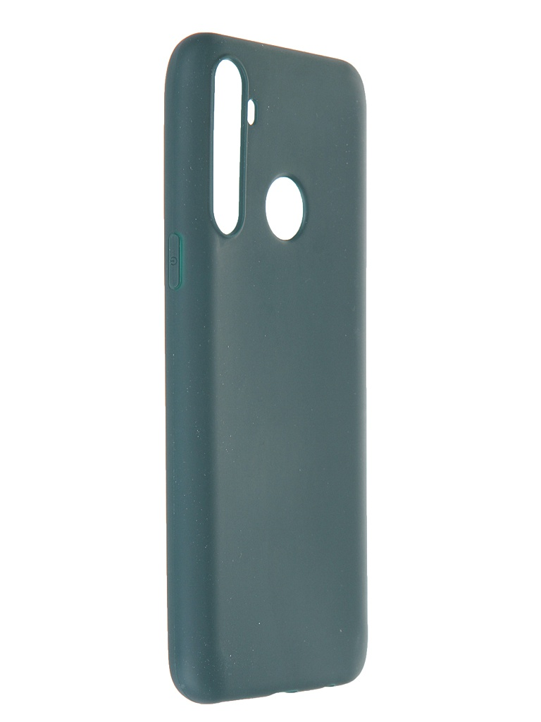 Чехол Neypo для Realme C3 / 5 6i Soft Matte Silicone Green NST18941
