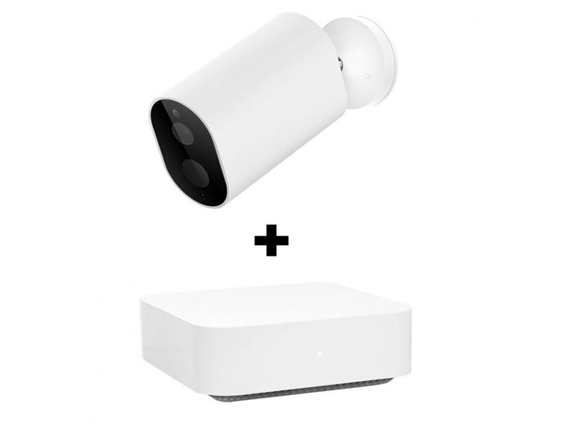 IP камера Xiaomi Imilab EC2 Wireless Home Security Camera + Gateway CMSXJ11AG