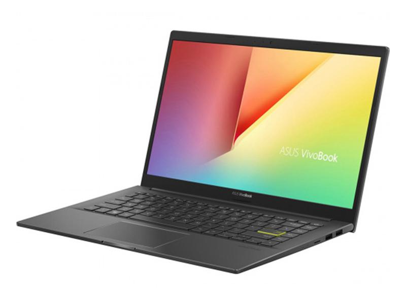 Ноутбук ASUS VivoBook K413JA-EB401T 90NB0RCF-M05590 (Intel Core i3-1005G1 1.2Ghz/8192Mb/256Gb SSD/Intel UHD Graphics/Wi-Fi/Bluetooth/Cam/14/1920x1080/Windows 10 64-bit)