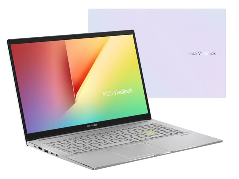 Ноутбук ASUS VivoBook S533EQ-BN144T 90NB0SE4-M02440 (Intel Core i7-1165G7 2.8GHz/16384Mb/512Gb SSD/nVidia GeForce MX350 2048Mb/Wi-Fi/Bluetooth/Cam/15.6/1920x1080/Windows 10 64-bit)