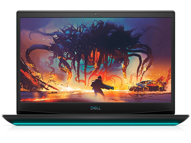 Ноутбук Dell G5 15 5500 G515-5385 (Intel Core i5-10300H 2.5GHz/8192Mb/512Gb SSD/nVidia GeForce GTX 1660Ti 6144Mb/Wi-Fi/Bluetooth/Cam/15.6/1920x1080/Linux)