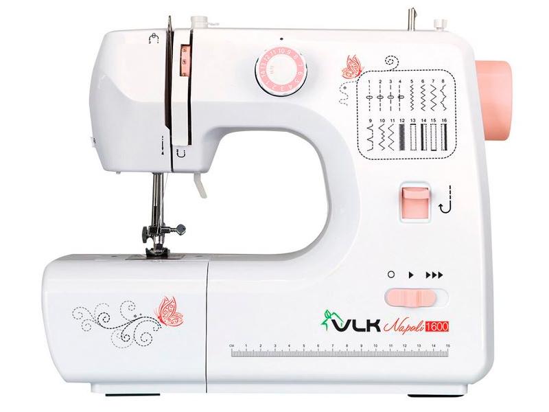 Швейная машинка VLK Napoli 1600
