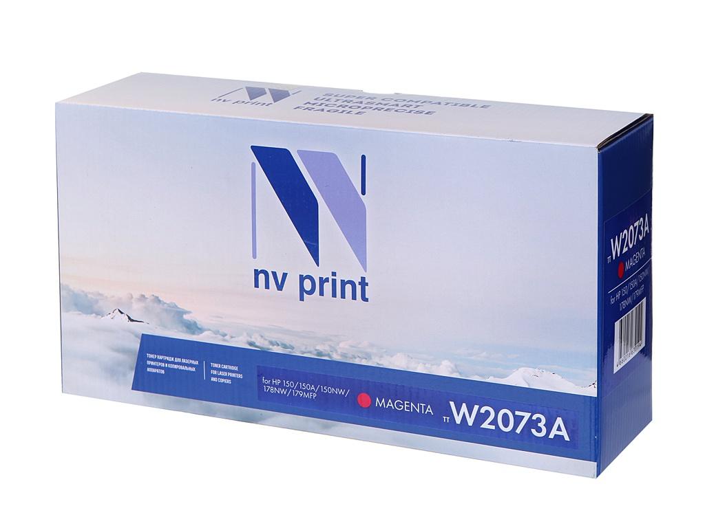 Картридж NV Print NV-W2073A Magenta для HP 150/150A/150NW/178NW/179MFP 700k