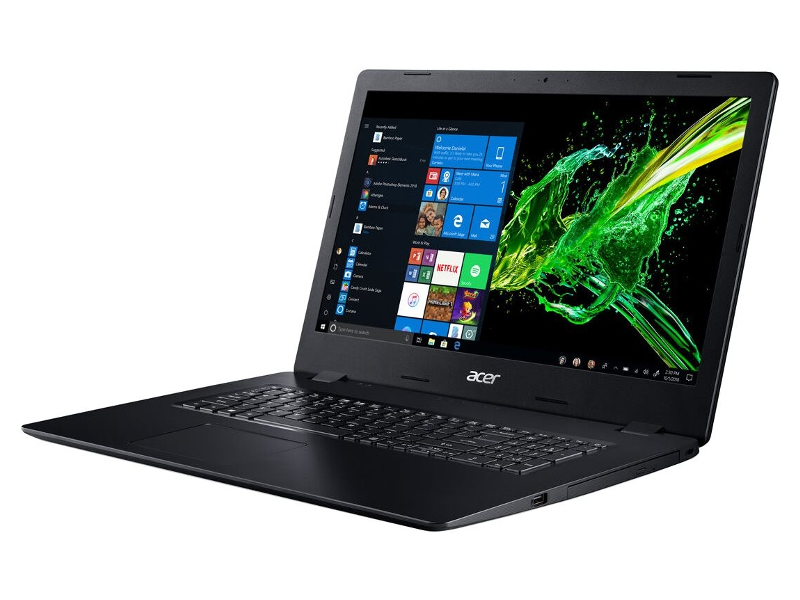 Ноутбук Acer A317-32-P8G6 NX.HF2ER.009 (Intel Pentium N5030 1.1GHz/8192Mb/512Gb SSD/Intel HD Graphics/Wi-Fi/Bluetooth/Cam/17.3/1600x900/No OS) ноутбук acer a317 32 p8g6 nx hf2er 009 intel pentium n5030 1 1ghz 8192mb 512gb ssd intel hd graphics wi fi bluetooth cam 17 3 1600x900 no os