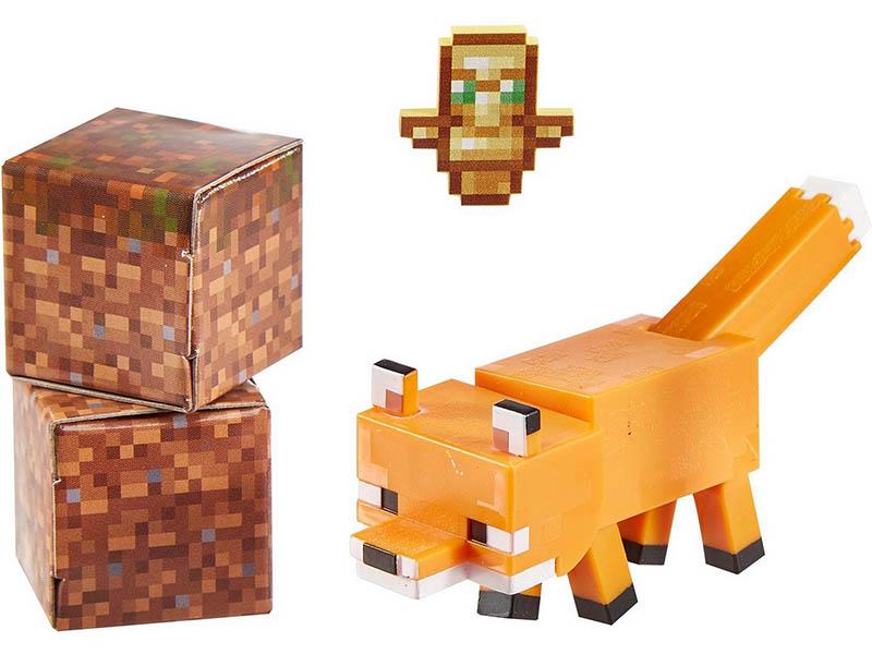 Фигурки Mattel Minecraft 2шт GTP08