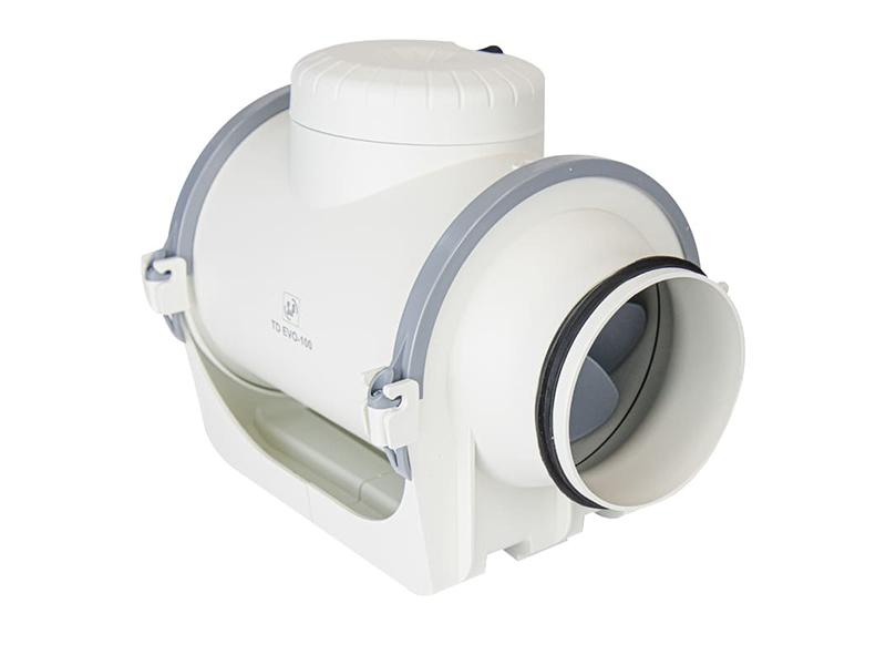 Канальный вентилятор Soler & Palau TD EVO-100