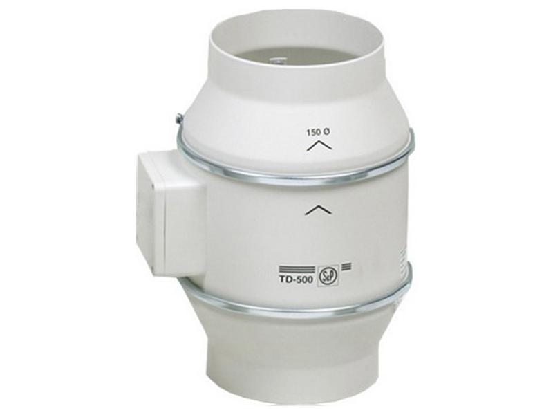 Канальный вентилятор Soler & Palau TD500T/160