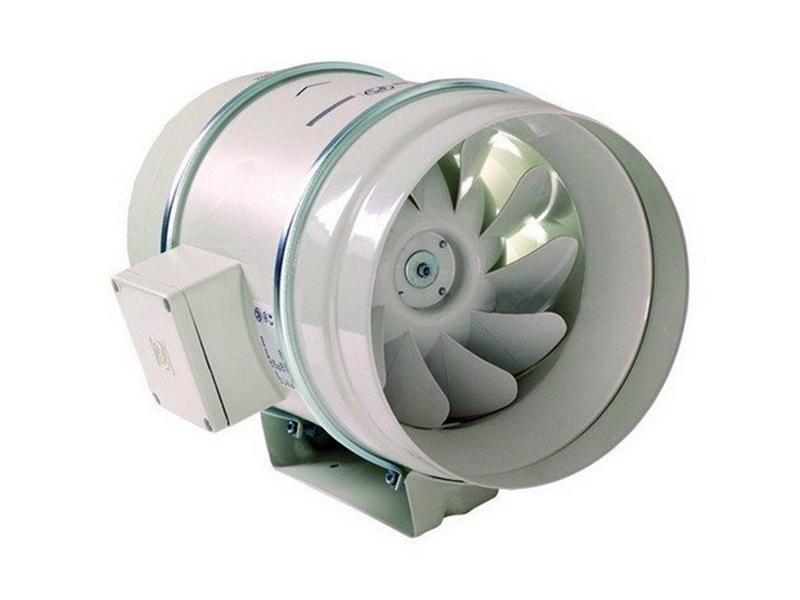 Канальный вентилятор Soler & Palau TD350T/125