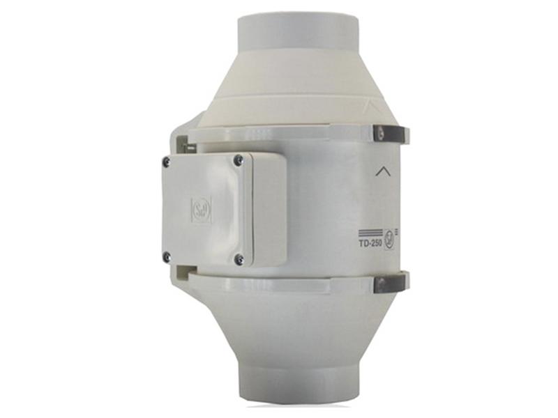 Канальный вентилятор Soler & Palau TD250T/100