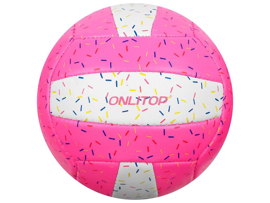 Мяч Onlitop Пончик 4166906