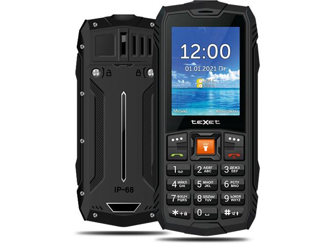 Сотовый телефон teXet TM-516R сотовый телефон texet tm b209 black
