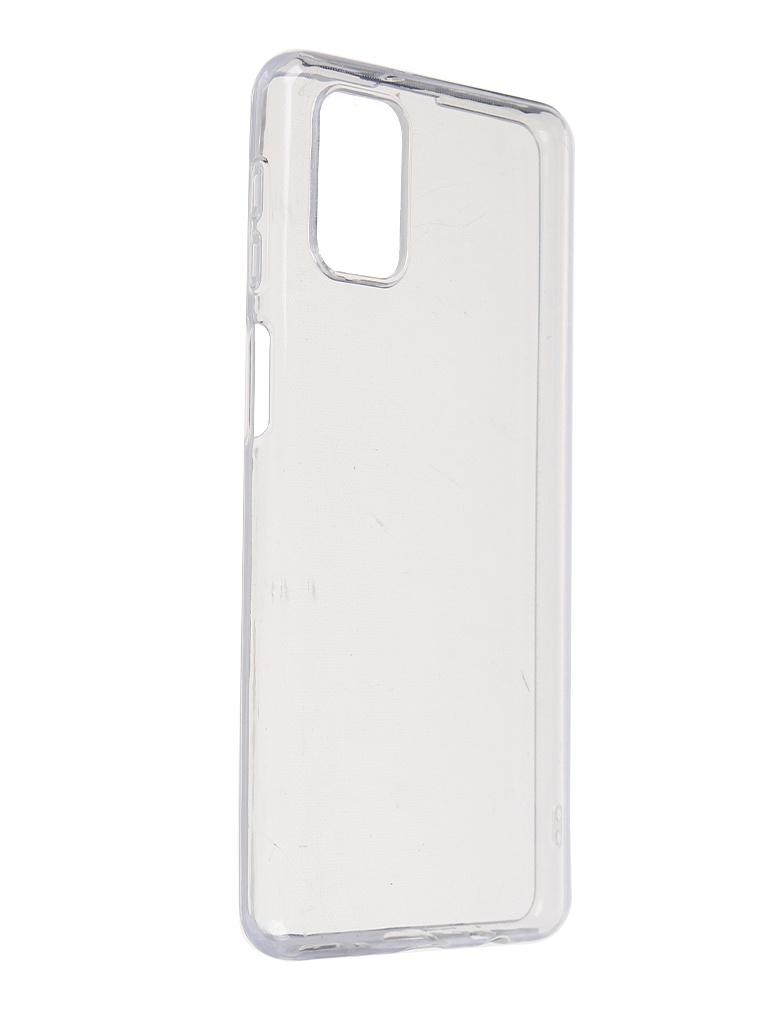 Чехол Pero для Samsung Galaxy M31S Silicone Transparent CC01-0027-TR