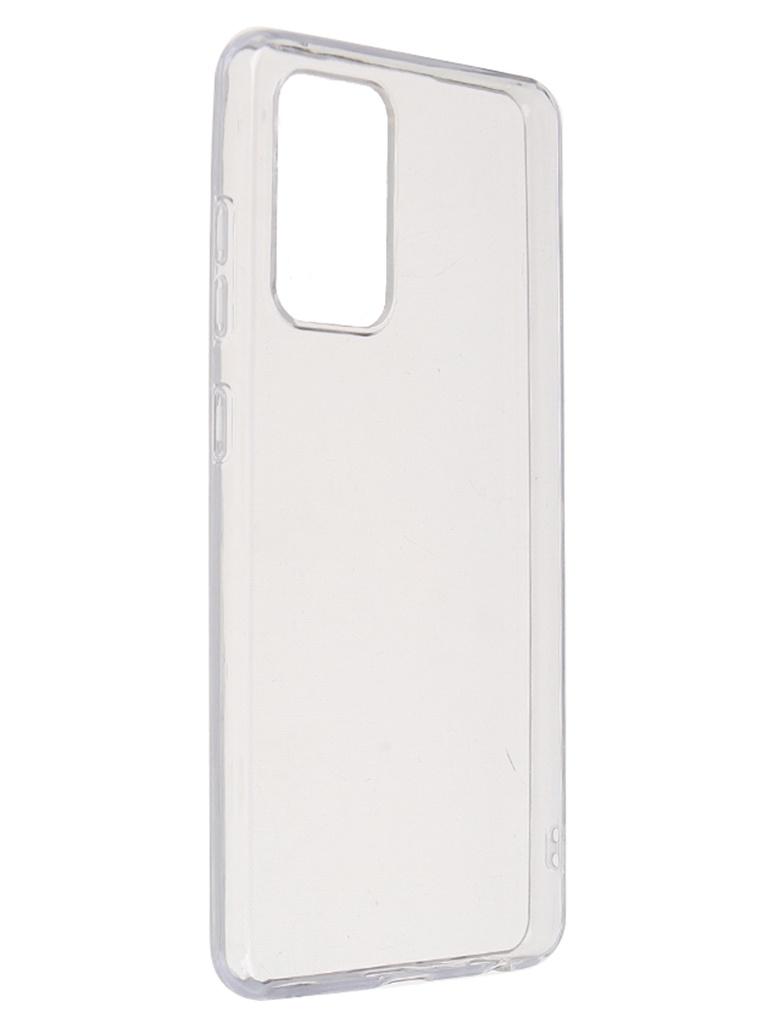 Чехол Pero для Samsung Galaxy A52 Silicone Transparent CC01-0034-TR