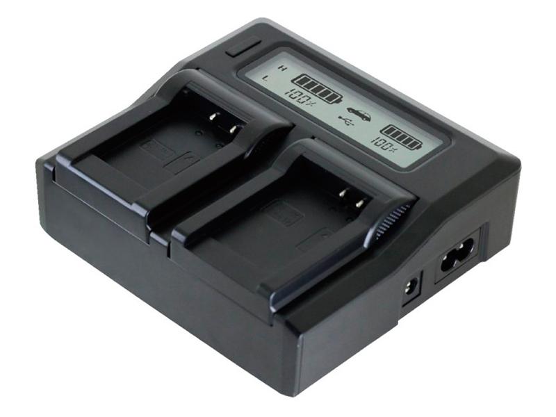 Зарядное устройство Relato ABC02/LP-E19 + Авто для Canon LP-E19/LP-E4