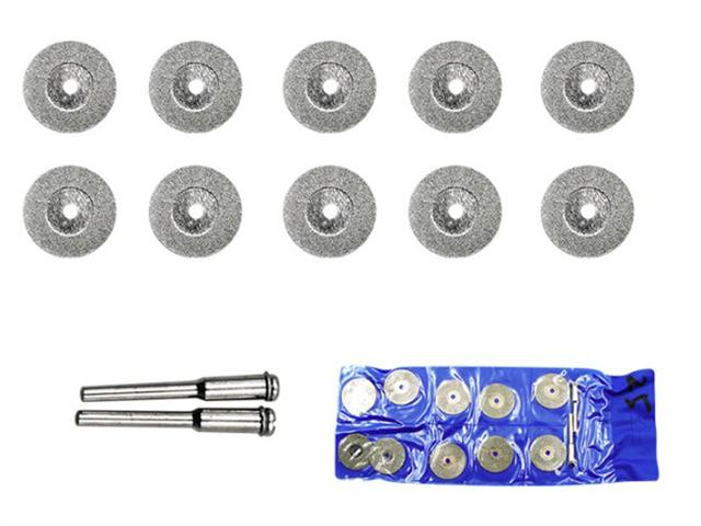 Насадка S-Line алмазный отрезной 22mm 10шт D22
