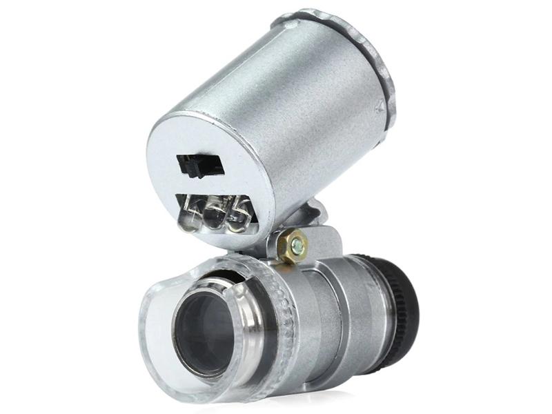 Микроскоп S-Line MG9882 60x с подсветкой