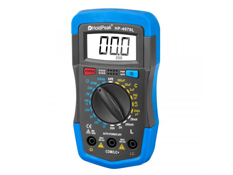 Мультиметр HoldPeak HP-4070L