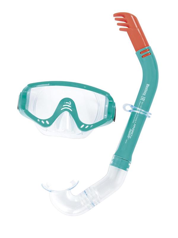 Комплект для плавания Bestway Secret Bay Snorkel () 24020