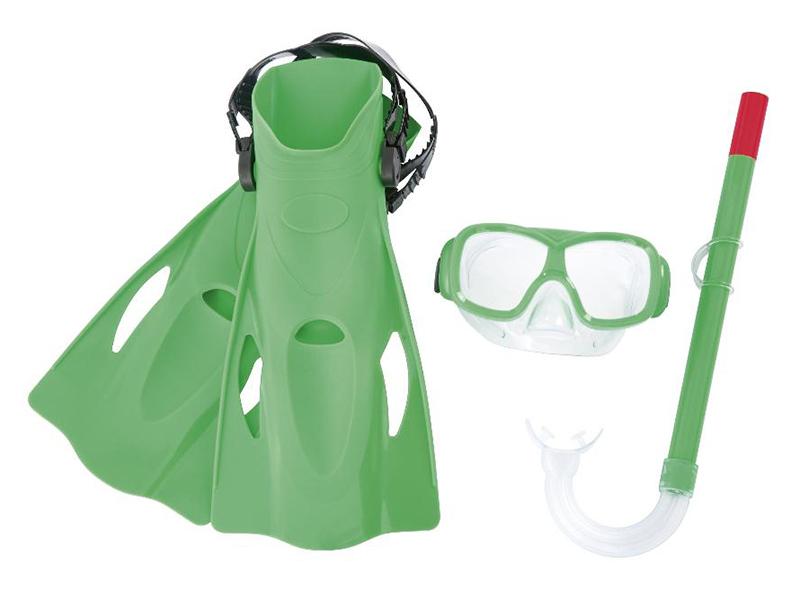 Комплект для плавания Bestway Freestyle Snorkel () 25019