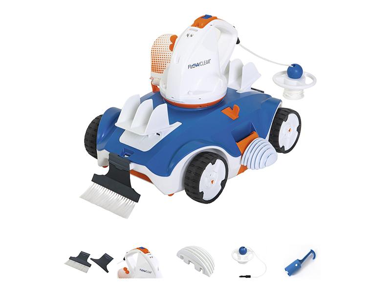 Робот-пылесос Bestway AquaGlide 58620