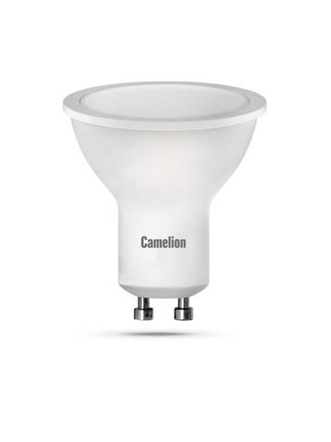 Лампочка Camelion GU10 10W 220V 3000K 790Lm LED10-GU10/830/GU10 13682