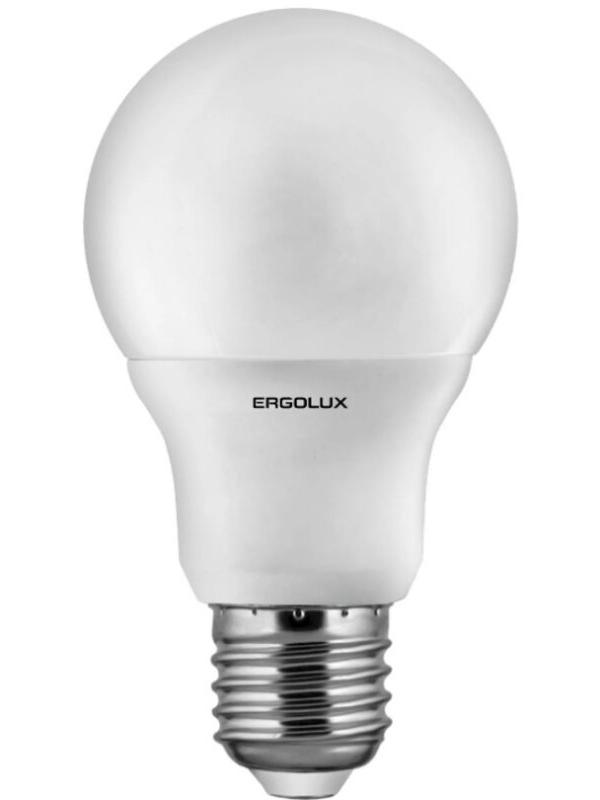 Лампочка Ergolux E27 15W 220V 3000K 1425Lm LED-A60-15W-E27-3K 14308