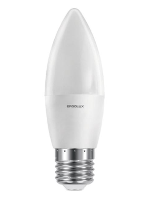 Лампочка Ergolux E27 11W 220V 3000K 1045Lm LED-C35-11W-E27-3K 13621