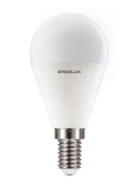 Лампочка Ergolux E14 11W 220V 4500K 1060Lm LED-G45-11W-E14-4K 13628