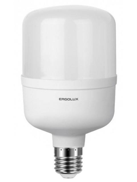 Лампочка Ergolux E27 40W 220V 6500K 3880Lm LED-HW-40W-E27-6K 13555