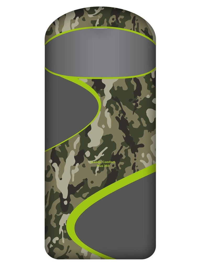 Cпальный мешок Norfin Scandic Comfort Plus 350 NC L NC-30215