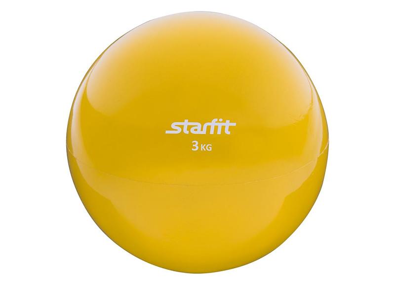 Медбол Starfit GB-703 16cm Yellow УТ-00008274