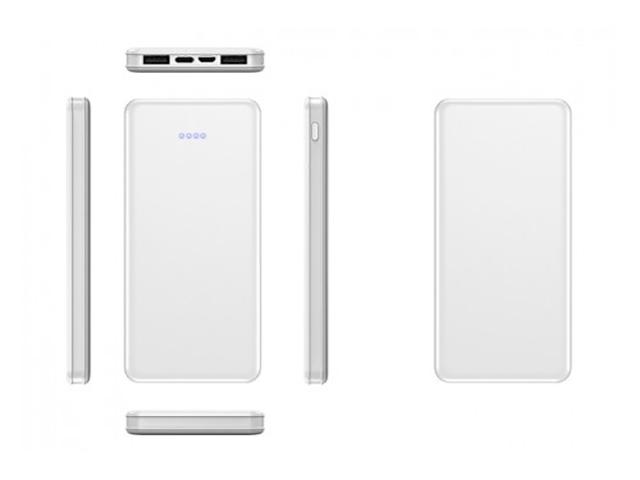 Внешний аккумулятор KS-is Power Bank KS-370 20000mAh White