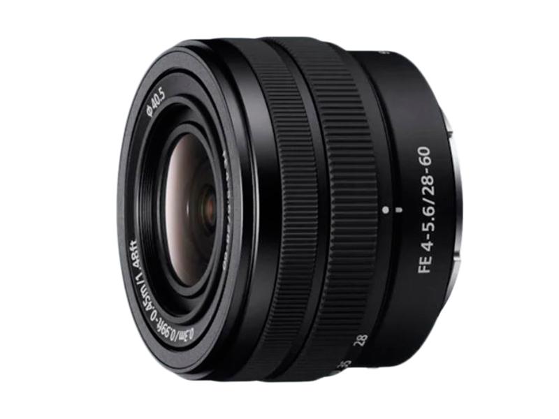 Фото - Объектив Sony SEL-2860 FE 28-60 mm f/4–5.6 объектив sony 55 210 mm f 4 5 6 3 e sel 55210 серебристый