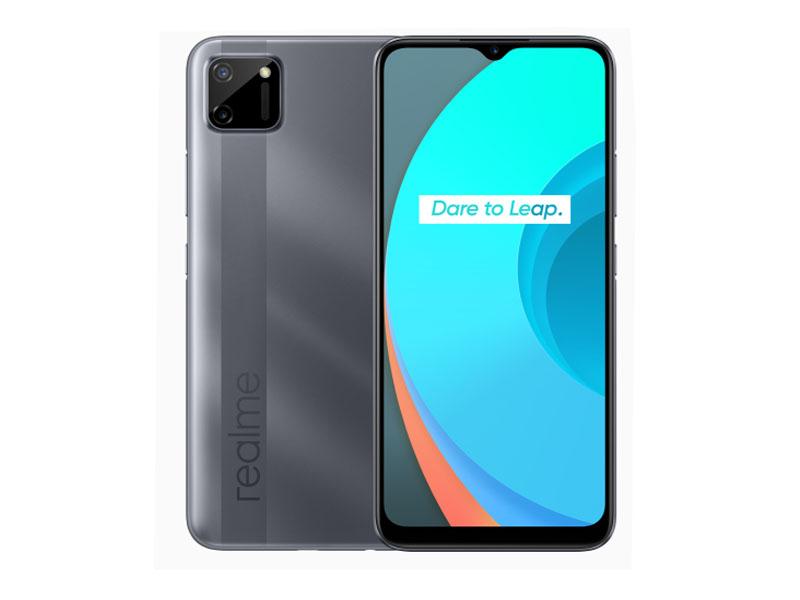 Сотовый телефон Realme C11 2/32Gb Grey Выгодный набор + серт. 200Р!!!