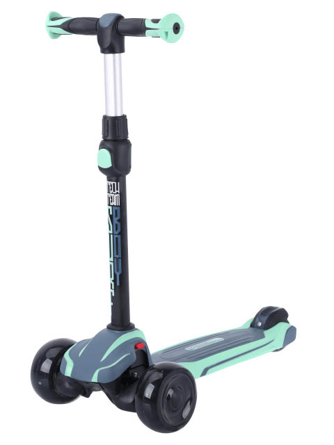 Самокат Tech Team Surf Boy 2021 Light-Blue