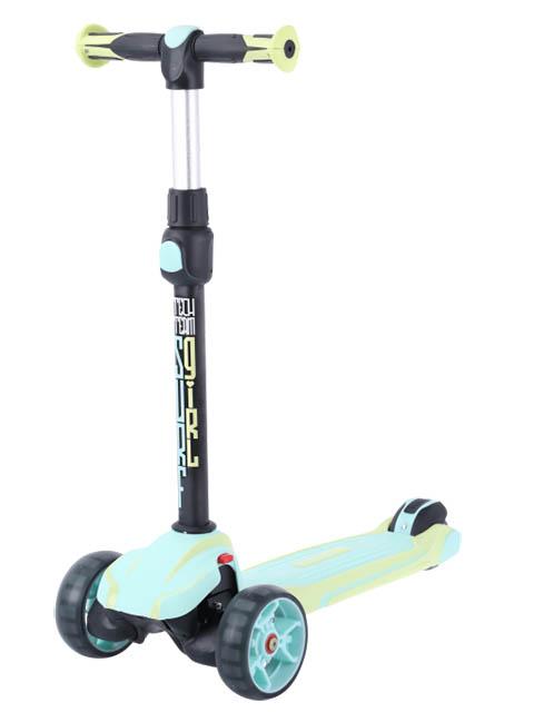 Самокат Tech Team Surf Girl 2021 Mint