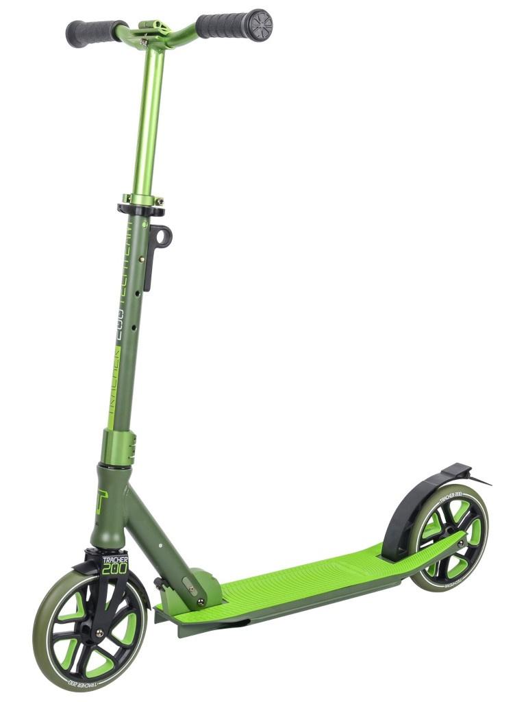Самокат Tech Team Tracker 200 2021 Green
