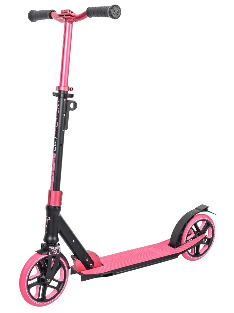 Самокат Tech Team Tracker 200 2021 Pink