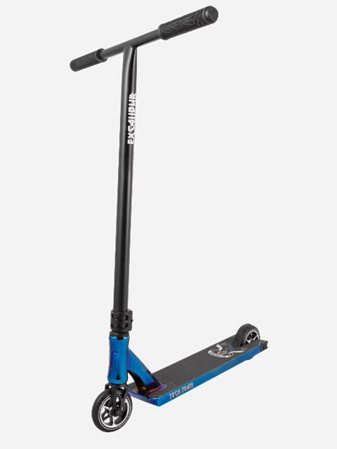 Самокат Tech Team Excalibur 2021 Blue