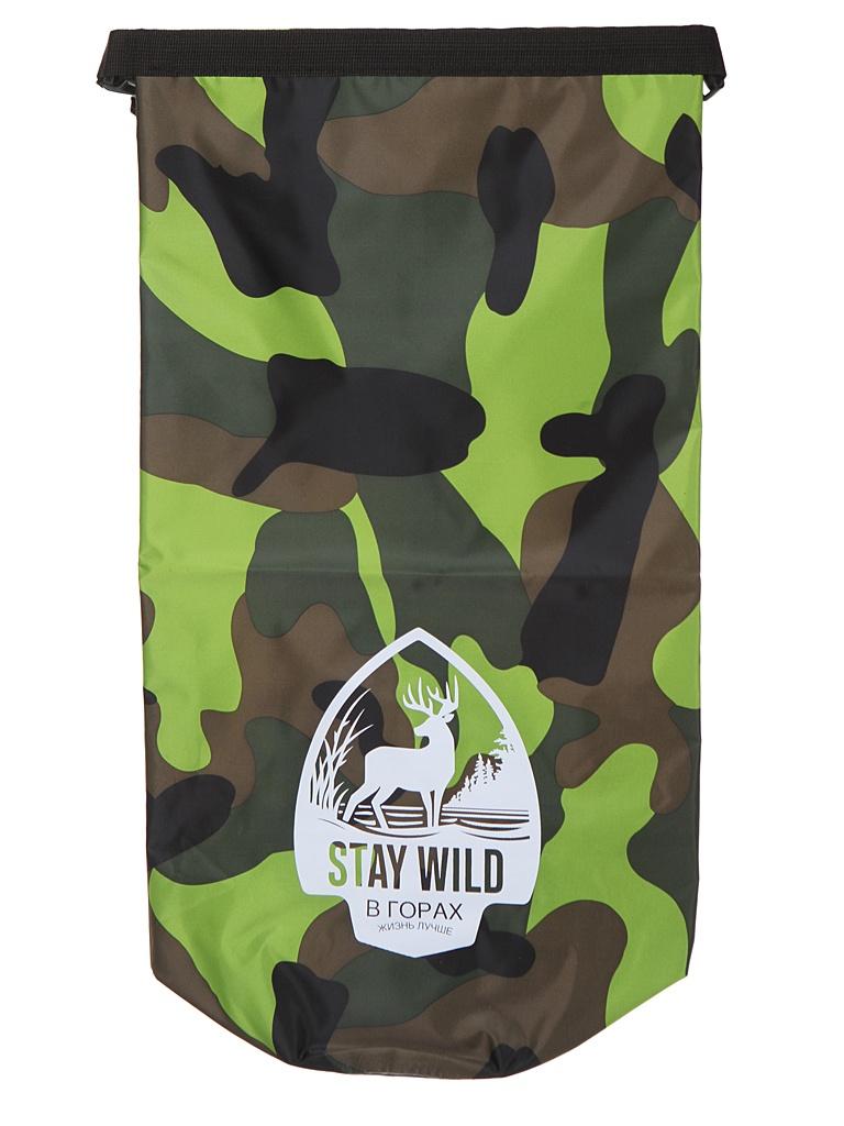 Водонепроницаемая сумка Maclay Stay Wild 10L 4762162