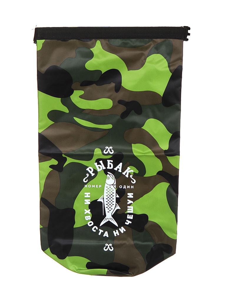 Водонепроницаемая сумка Maclay Рыбак 10L 4762161